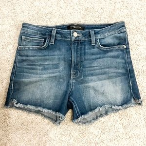 Sanctuary Frayed Hem Shorts